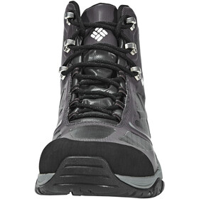 Columbia Terrebonne Outdry Extreme Mid Chaussures Homme, black/white